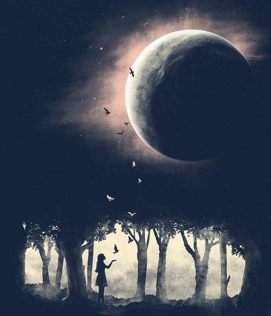 все темная луна ава картинки увеличится срок эксплуатации